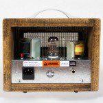 The Percolator Amp - Rear Panel