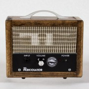 The Percolator 2w Tube Amp - Front Panel