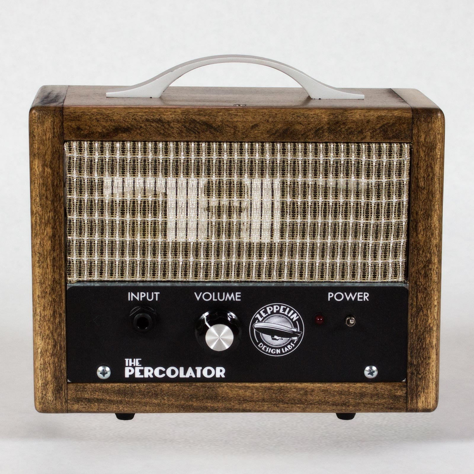 Percolator 2w tube guitar amp valve amp zeppelin design labs percolator 2w tube guitar amp valve amp solutioingenieria Image collections