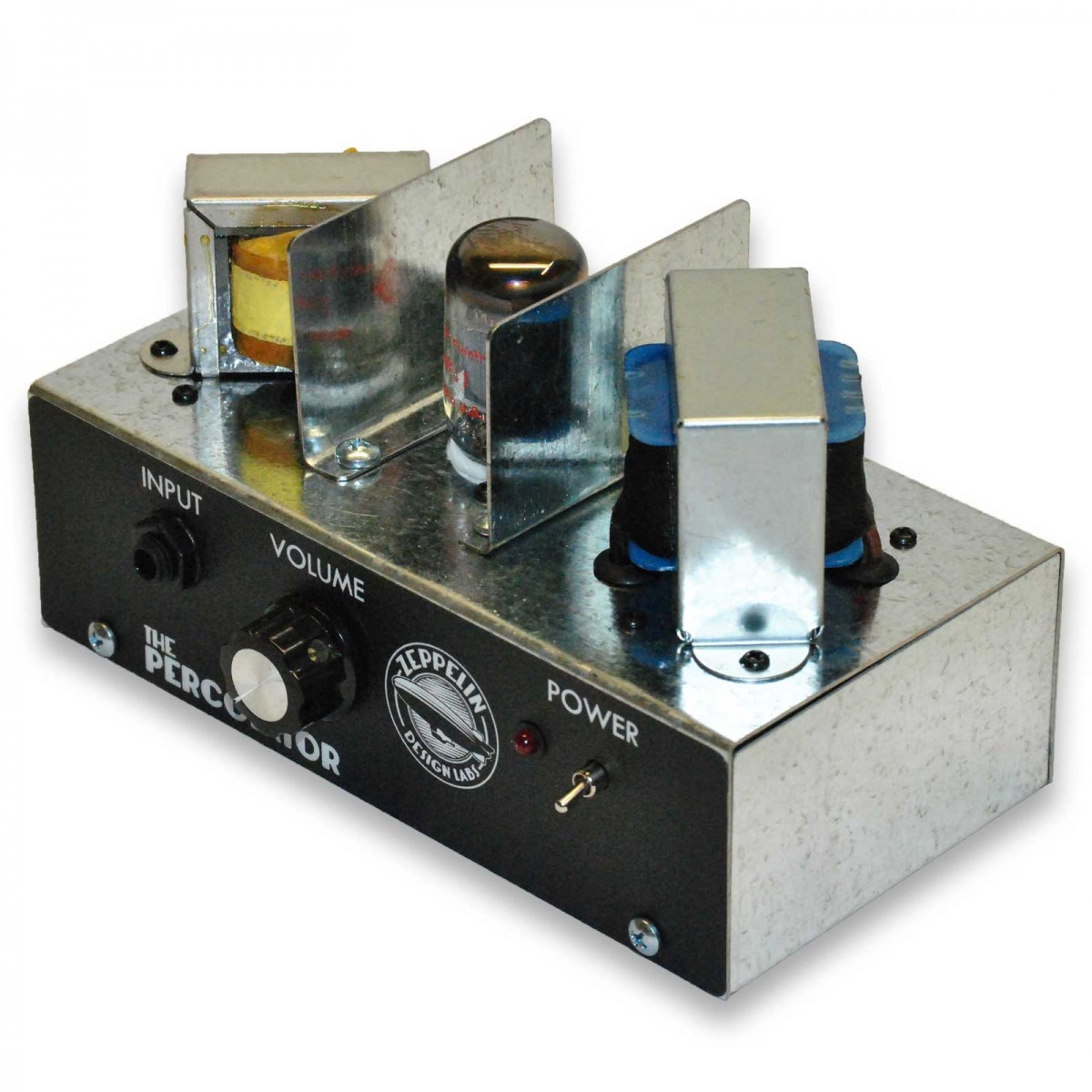 percolator 2w tube guitar amp valve amp zeppelin design labs. Black Bedroom Furniture Sets. Home Design Ideas