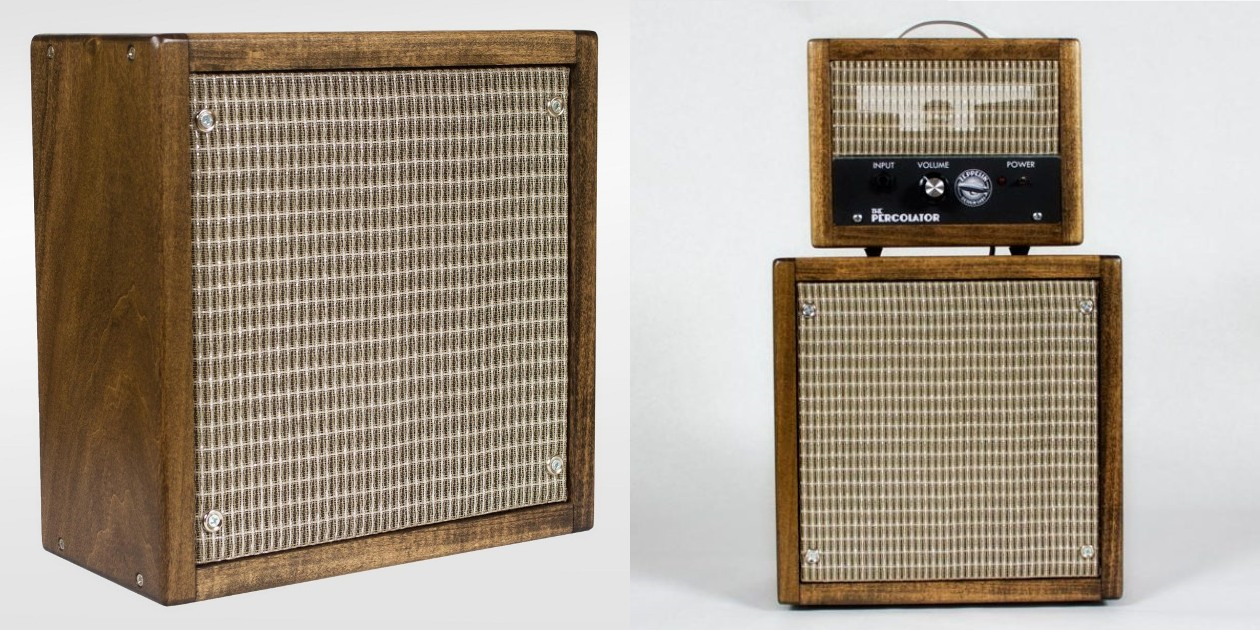 1x8 Speaker Cabinet Percolator Stack