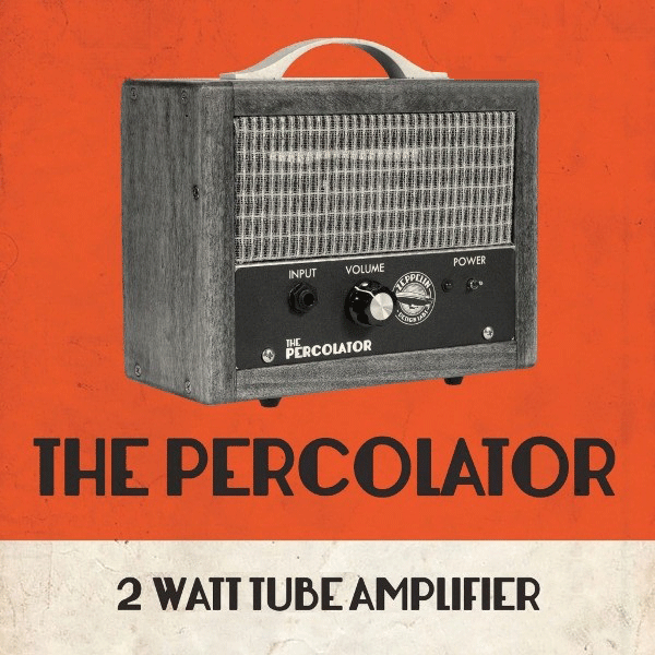 Percolator 2w tube guitar amp valve amp zeppelin design labs publicscrutiny Image collections