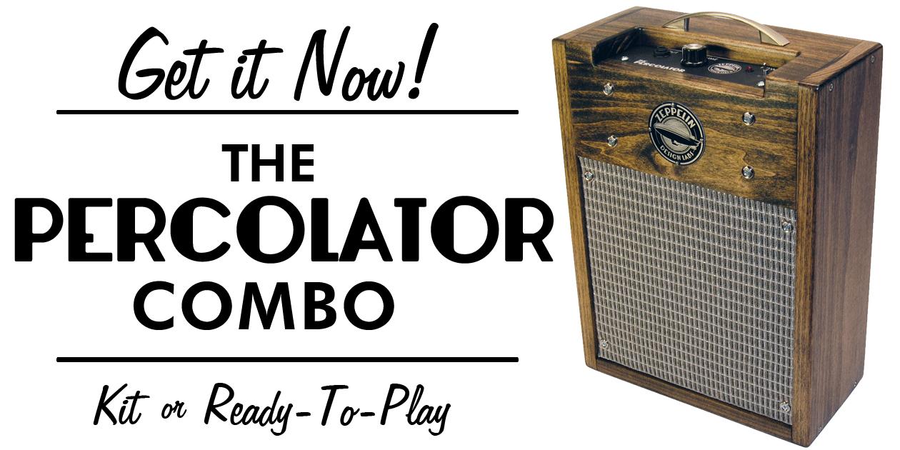 The Percolator 1x8 Combo