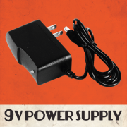 9V DC Power Supply