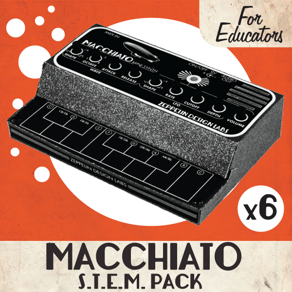 Macchiato STEM 6-Pack