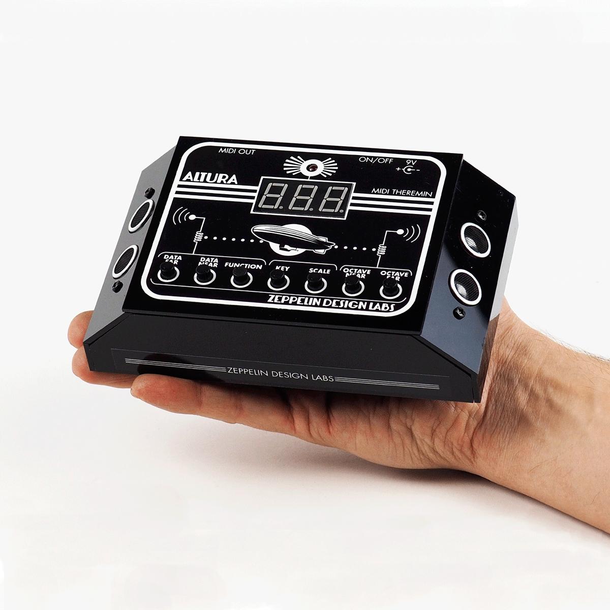 Altura Theremin MIDI Controller