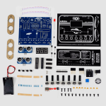 Altura Theremin MIDI Controller DIY kit