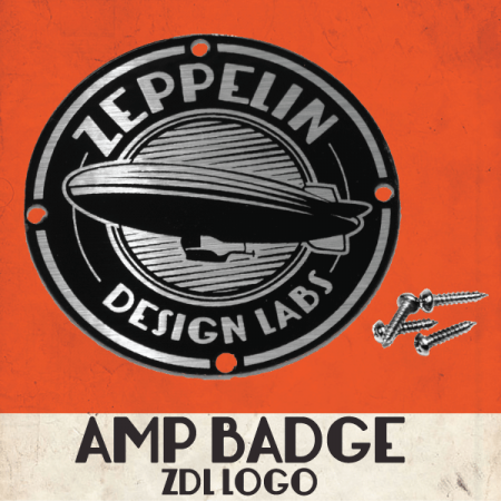 ZDL logo Amp Badge