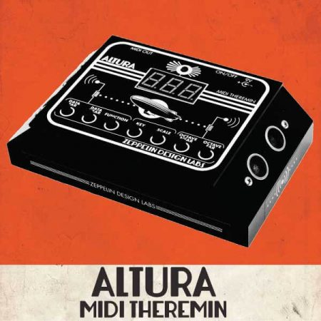 Zeppelin Design Labs Altura Midi Theremin