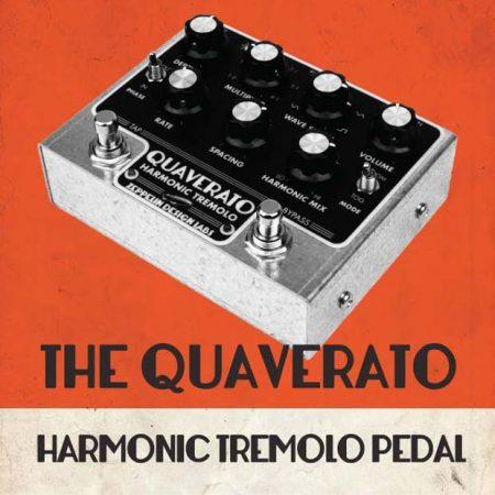 Quaverato Harmonic Tremolo