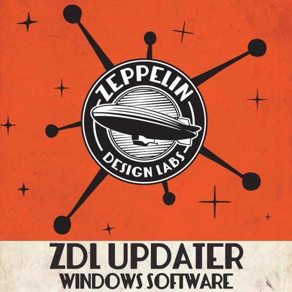 ZDL Updater - Zeppelin Design Labs