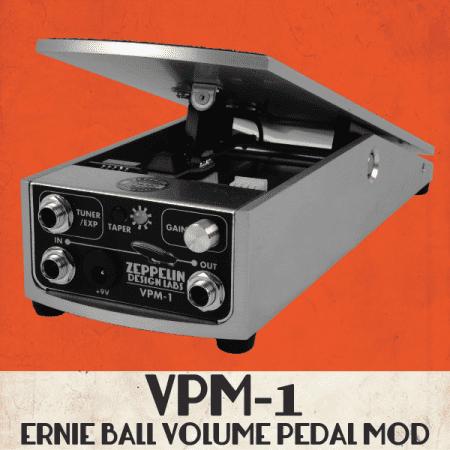 VPM-1 Volume Pedal Mod