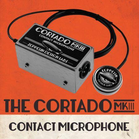 Cortado MkIII Contact Microphone